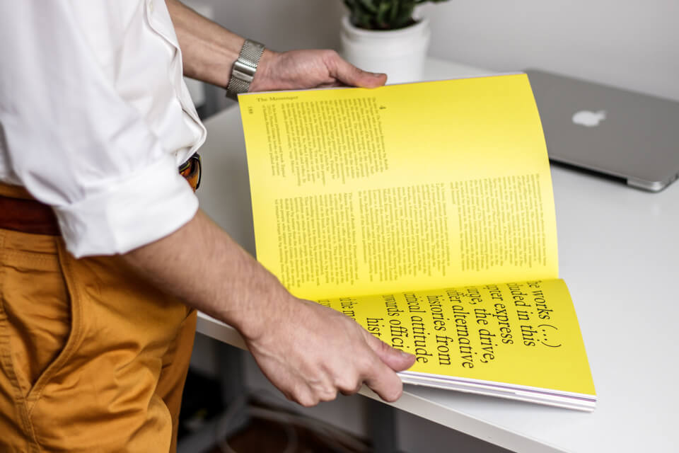 Printed media still has its place in your marketing.